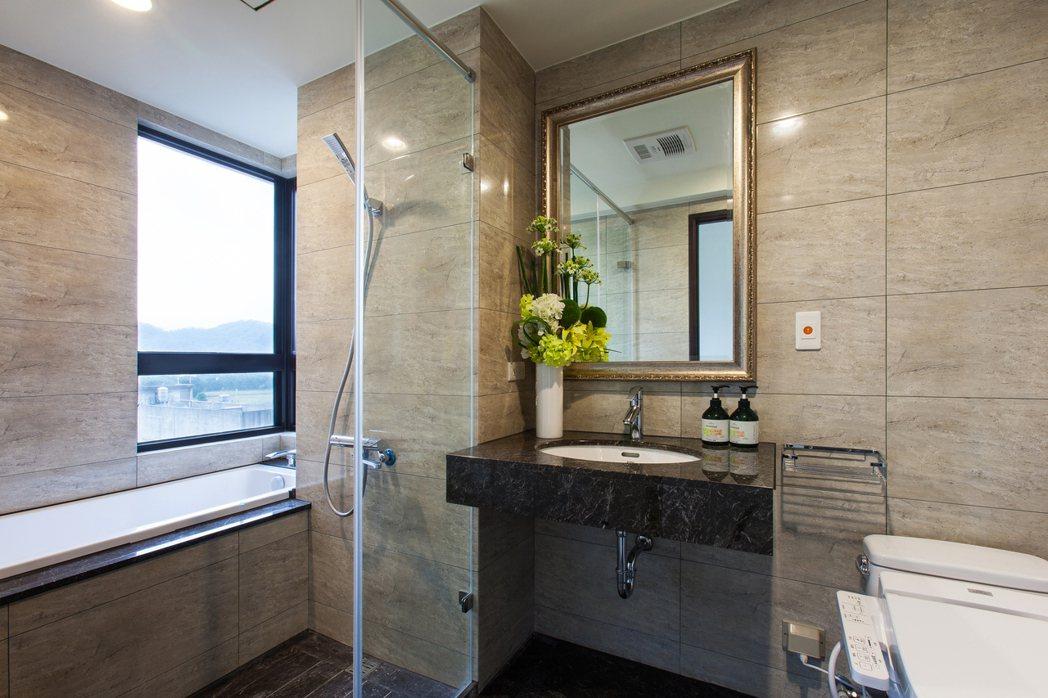 樂在衛浴配備實景 業者提供