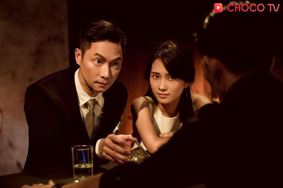 謝祖武(左)被同劇演員讚貼心。圖/CHOCO TV提供