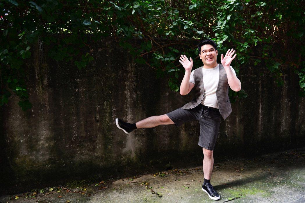 黃裕翔將在高鐵快閃表演。圖/有享影業提供