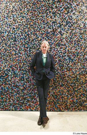 英國設計鬼才Paul Smith與「鈕扣牆The Button Wall」,六月...