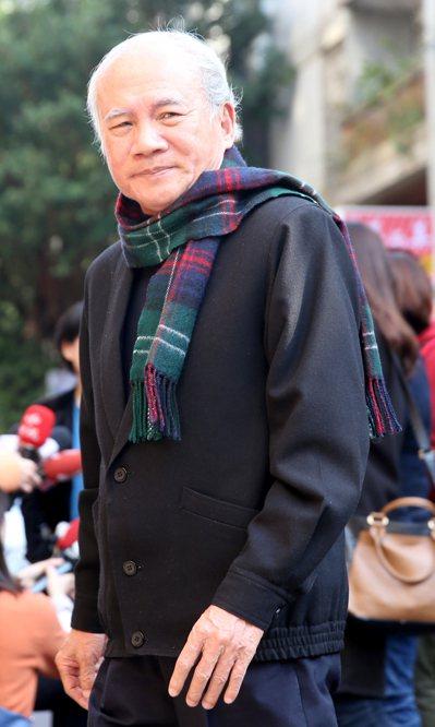 民進黨前主席林義雄。 報系資料照