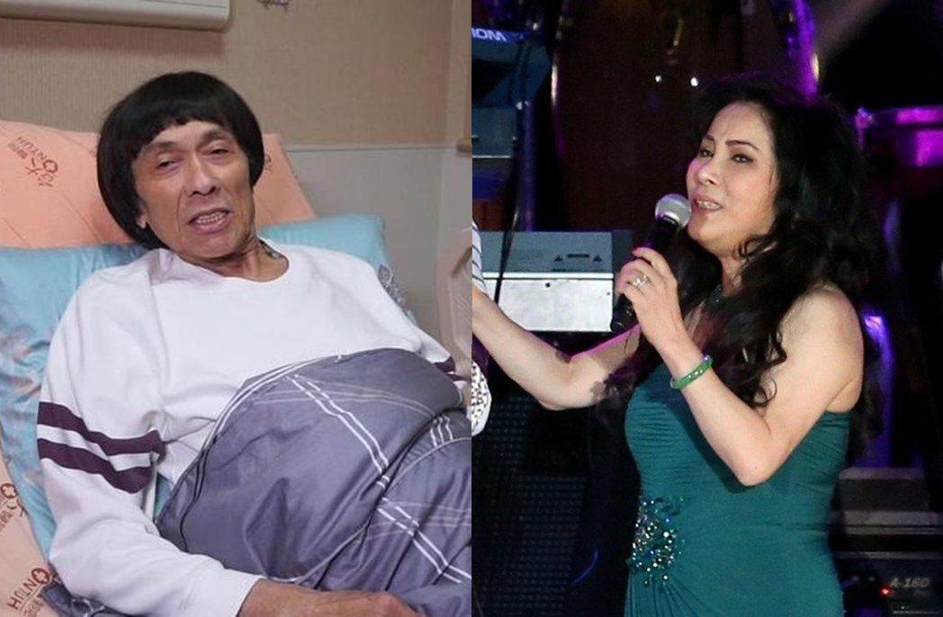 豬哥亮大腸癌末住進台大醫院,近來病情告急,李亞萍11日出席母親節活動,透露清晨5