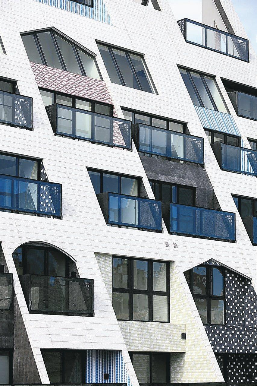 日本新銳建築師吉村靖孝,以探索「窗」的主題,為該區帶來嶄新建築亮點。 業者/提供