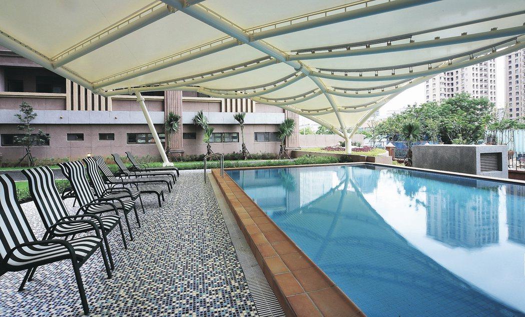 「哈洛德」VIP設施豐富,為休閒時光賦予比豪宅更精采的玩樂饗宴。 業者/提供