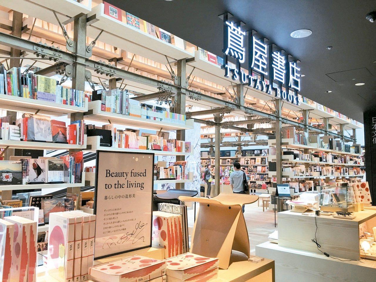 蔦屋TSUTAYA的GINZA SIX門市,已引進刷護照即可快速退稅的機制。 商...