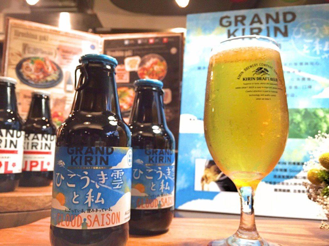 看好亞洲精釀啤酒市場 GRAND KIRIN亞洲首站進軍台灣精釀啤酒在日本的流行...