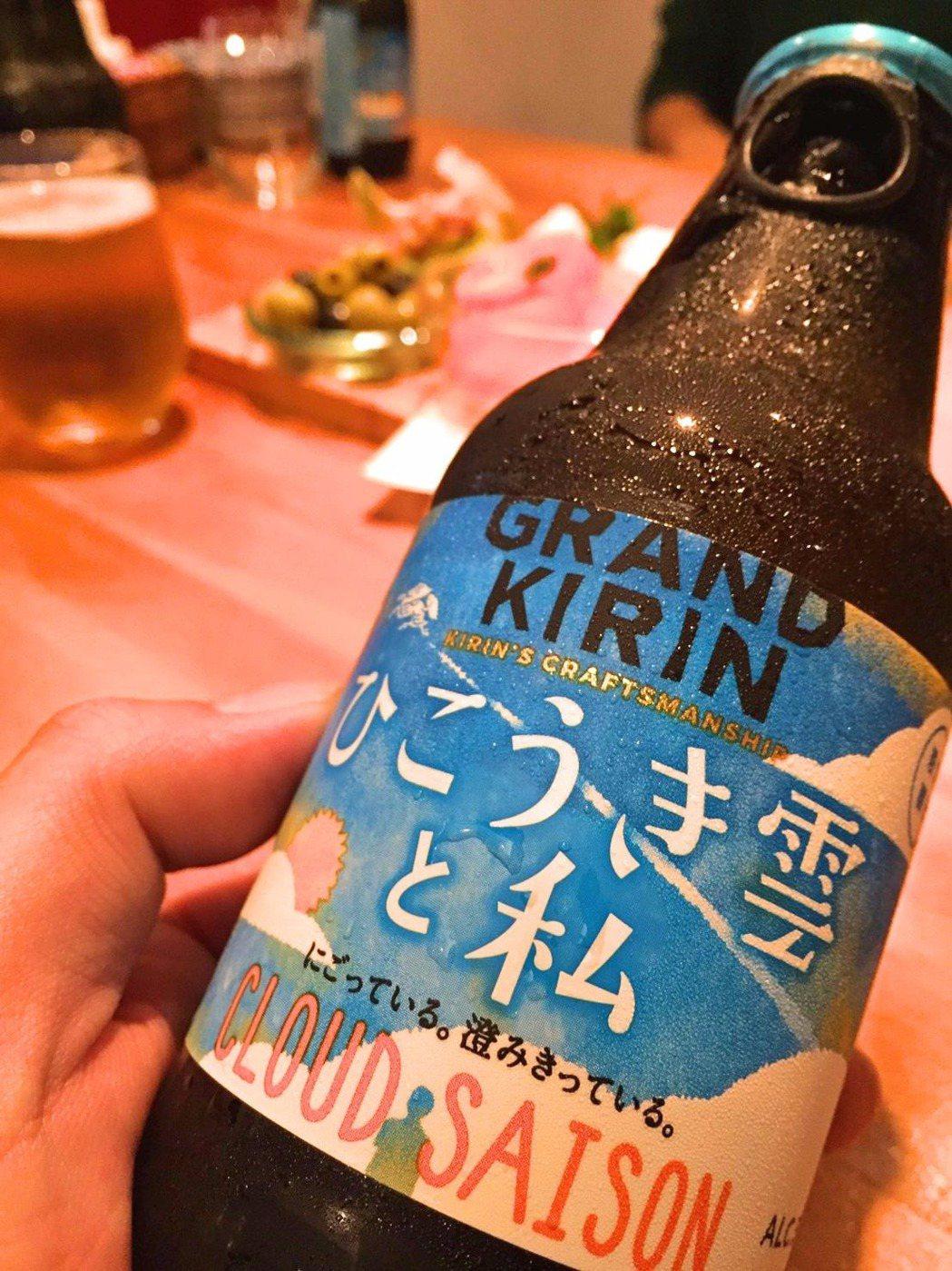 消費者享受啤酒已更加要求獨特與個性化的風味與體驗,品嚐精釀啤酒已蔚成風潮。 蔡尚...