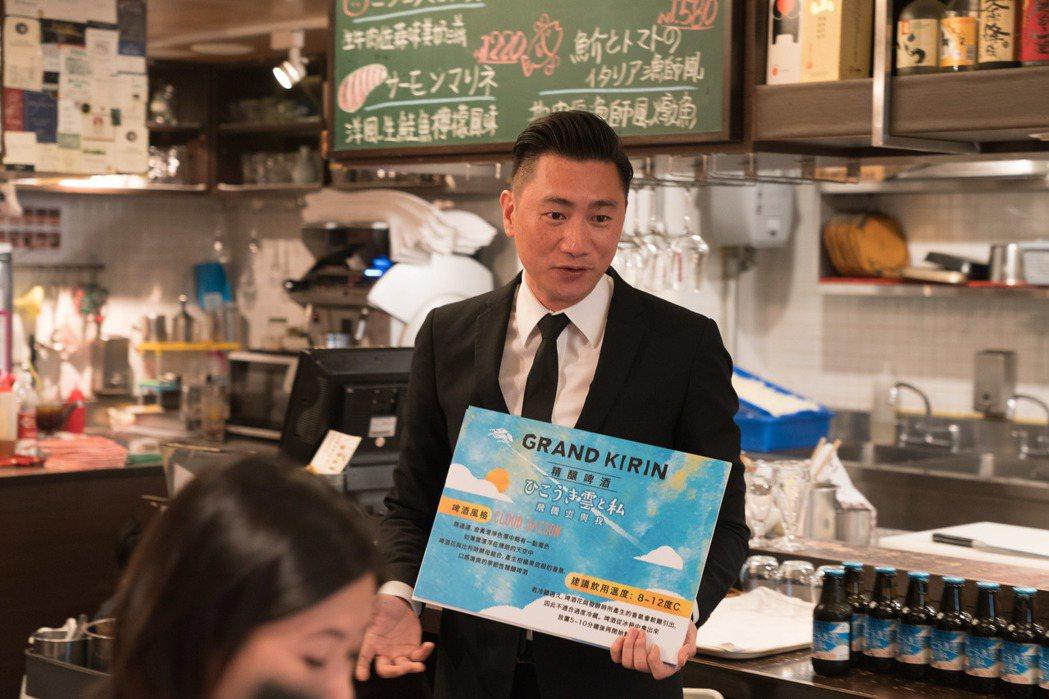 精釀啤酒講師,同時也是TCBA台灣精釀啤酒推廣協會理事長周崇民指出,來台販售的第...
