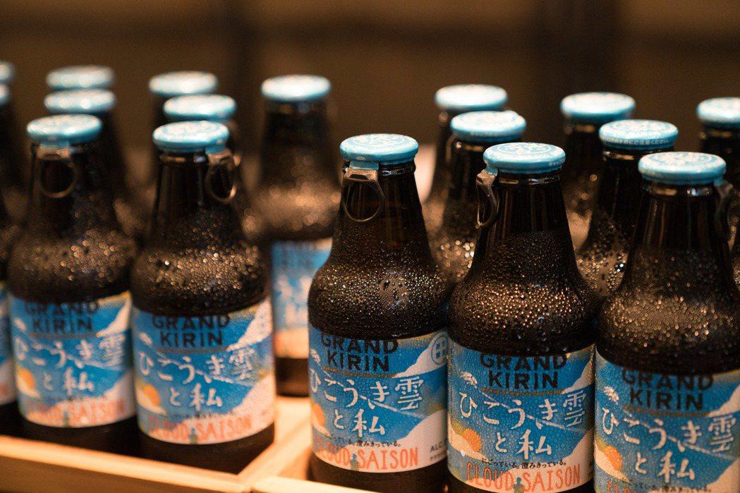 日本麒麟集團的精釀啤酒品牌GRAND KIRIN以往只在日本市場販售,將於201...