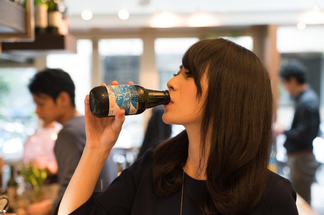 台灣的精釀啤酒熱潮也正在興起,近年來精釀啤酒在台灣市場的市佔率愈來愈高,「飛機雲...