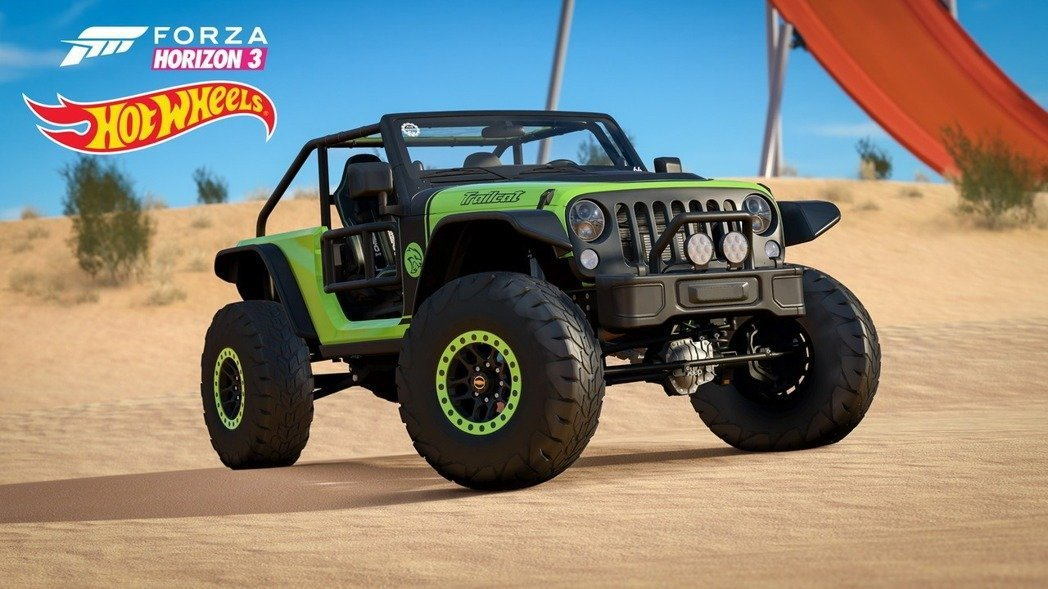 2016 Jeep Trailcat。