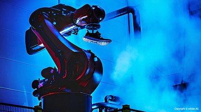 西門子與adidas合作實現運動用品數位化生產。 西門子/提供