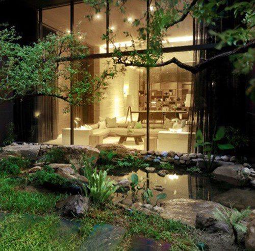 先設計植栽再規劃建築 處處充滿生命力的陸府生機建築/業者提供