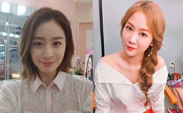 圖/昭宥、金泰希IG,Beauty美人圈提供