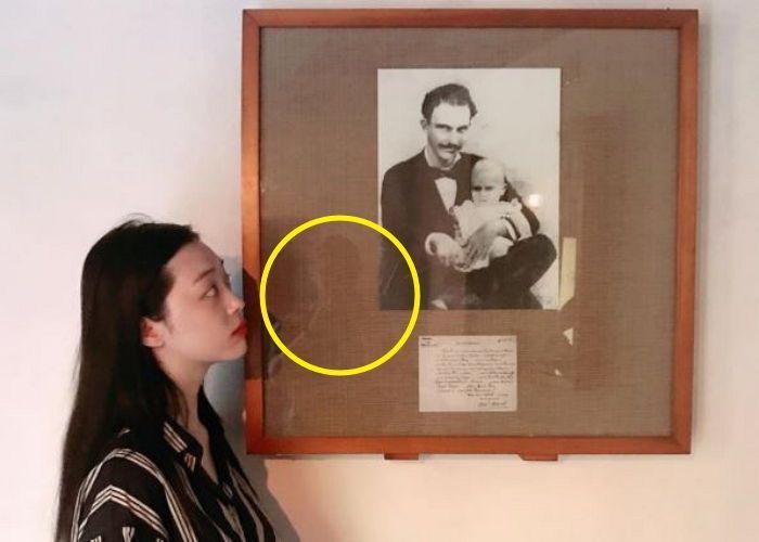 雪莉照片中有男友身影。圖/摘自IG