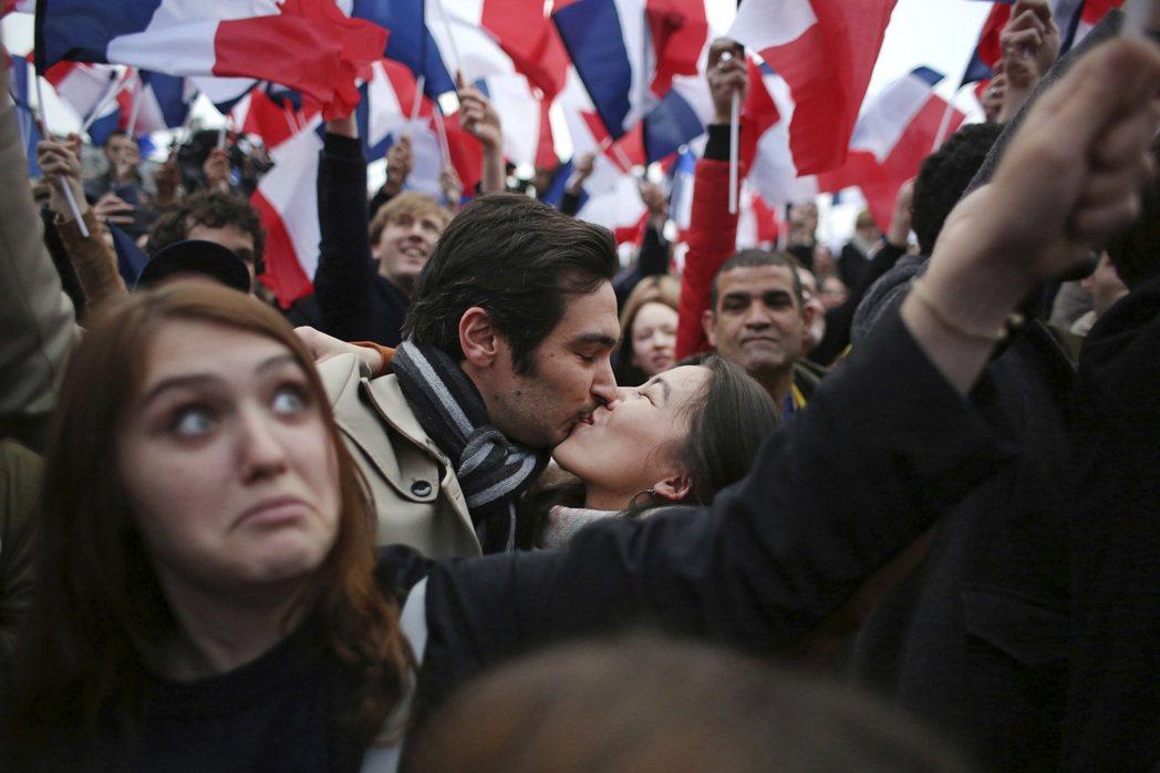 歐洲和全球化對法國人而言,一直是一大哉問;但法國人民相信,馬克宏提出的「新的歐洲...