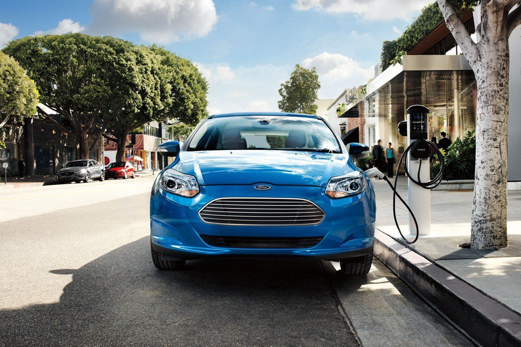 Focus Electric是Ford目前唯一的純電動車款。圖/Ford提供