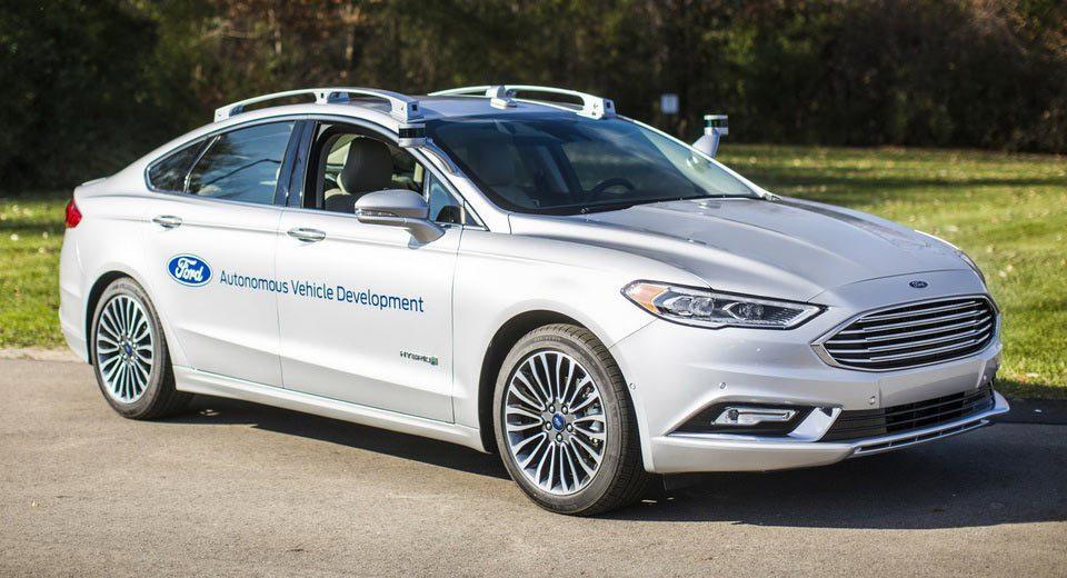 Ford將與Flex合作,未來的車輛將會有生物識別感應器,讓上路更加安全。圖/摘自carscoops.com