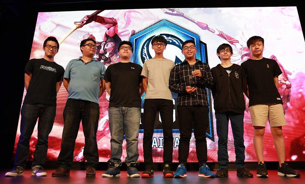 Soul Torturer (ST) 贏得《暴雪英霸》HGC台灣站第二季冠軍。 ...