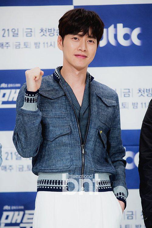 韓國演員朴海鎮確定出演新劇「四子」,擔任男主角。 圖/DB