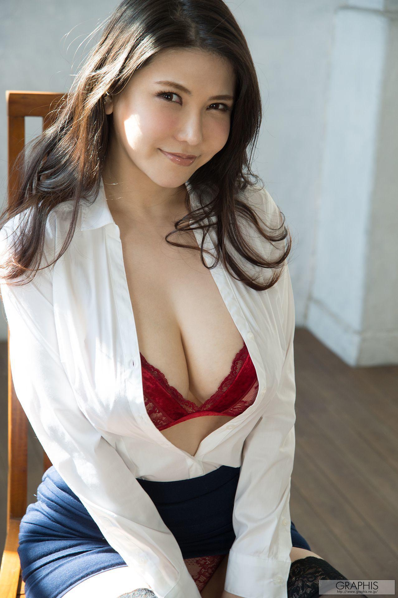 人類最強Body沖田杏梨。 圖片來源/ eropalace21