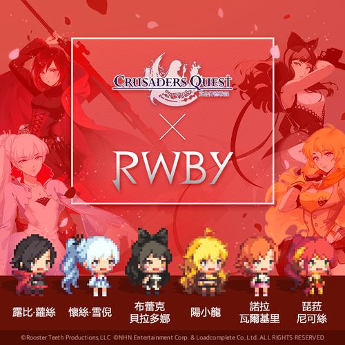 《RWBY》可愛的女角們現身在8位元的世界。