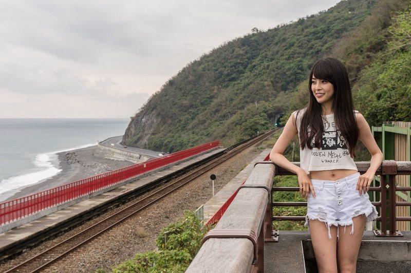 台東多良車站風景
