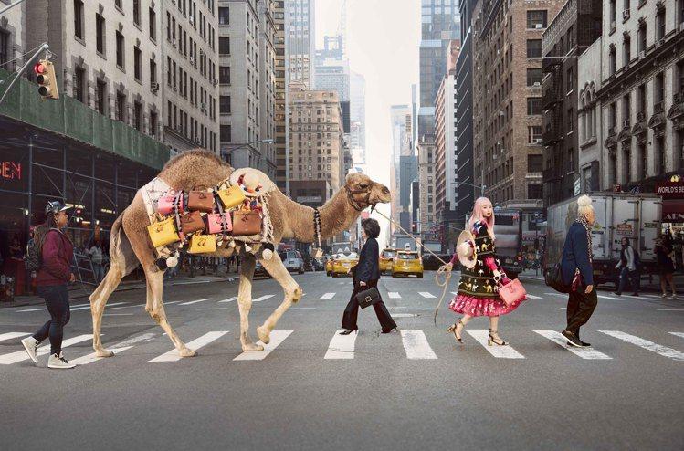 小資女熱愛的手袋品牌Kate Spade已於日前納入COACH集團旗下。圖/取自...