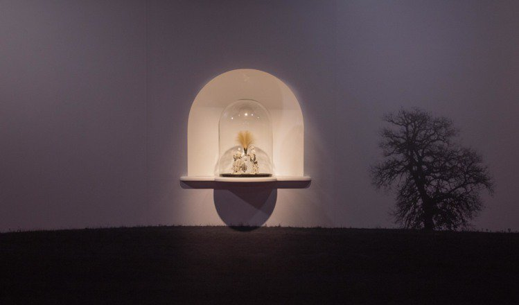 《策展米開理》展覽精選來自世界各地的藝術工作者以Michele所熱愛的「為愛盲目...