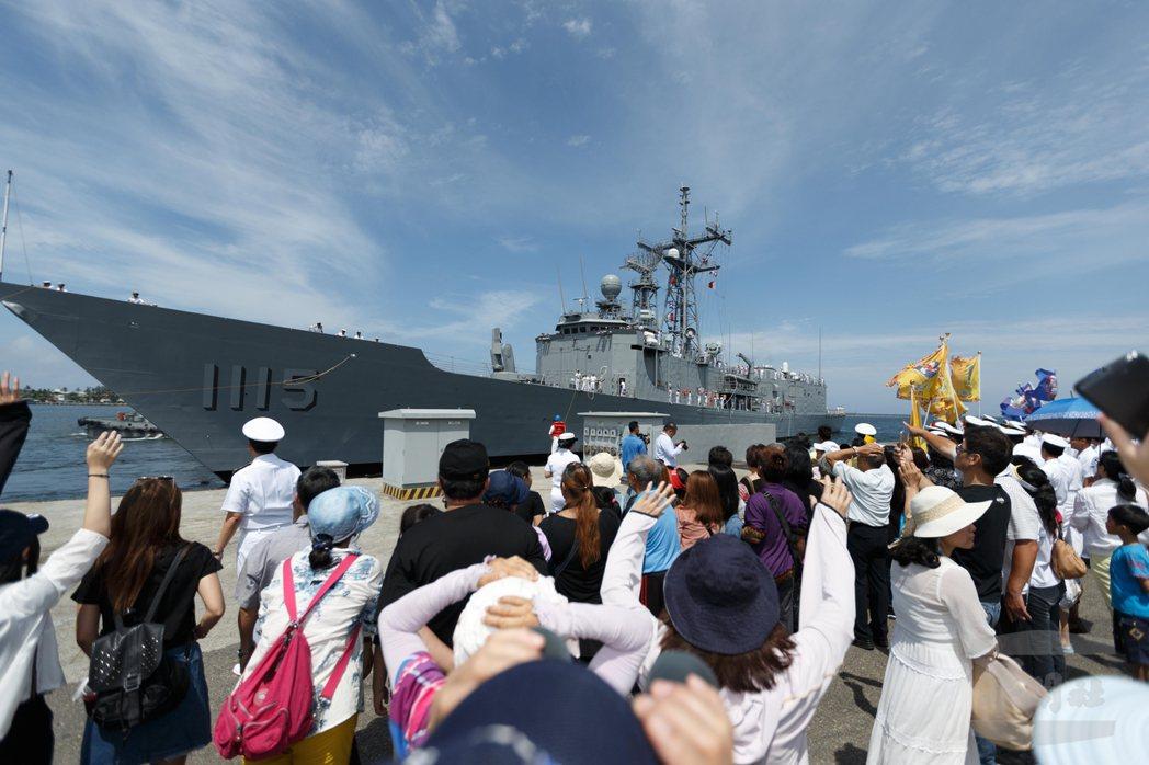 【長知識】派里級艦今返國 為何成軍拖到明年7月?