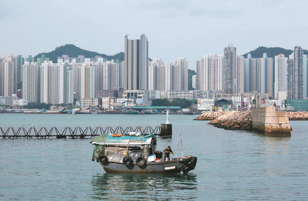 香港逾億美元豪宅成交數去年締造紀錄,超越倫敦成為全球第一豪宅市場。 路透