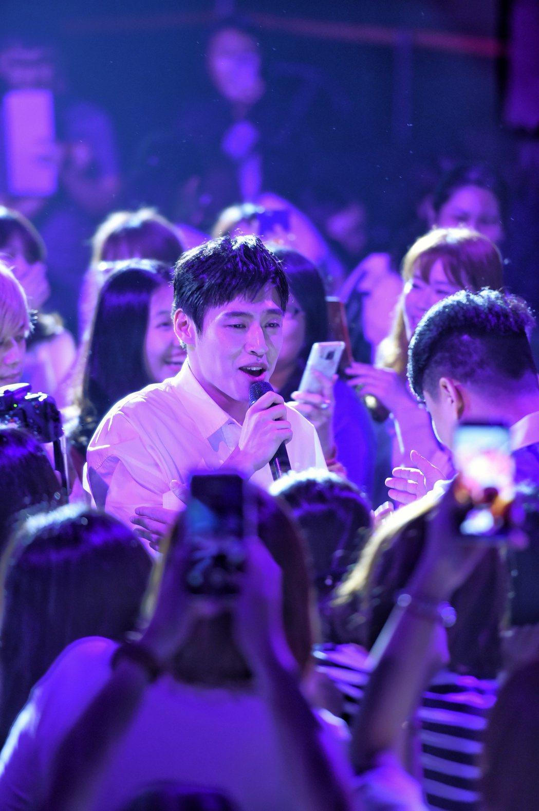 姜河那於台北att 4 fun 舉辦Fist Love in Taipei見面會...