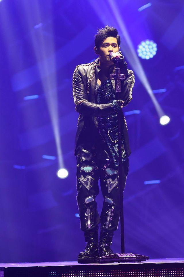 周杰倫的「地表最強」演唱會持續上演中。圖/摘自臉書