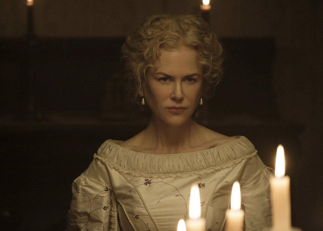 好萊塢女星妮可基嫚(Nicole Kidman)領銜主演的3部電影,都是第70屆