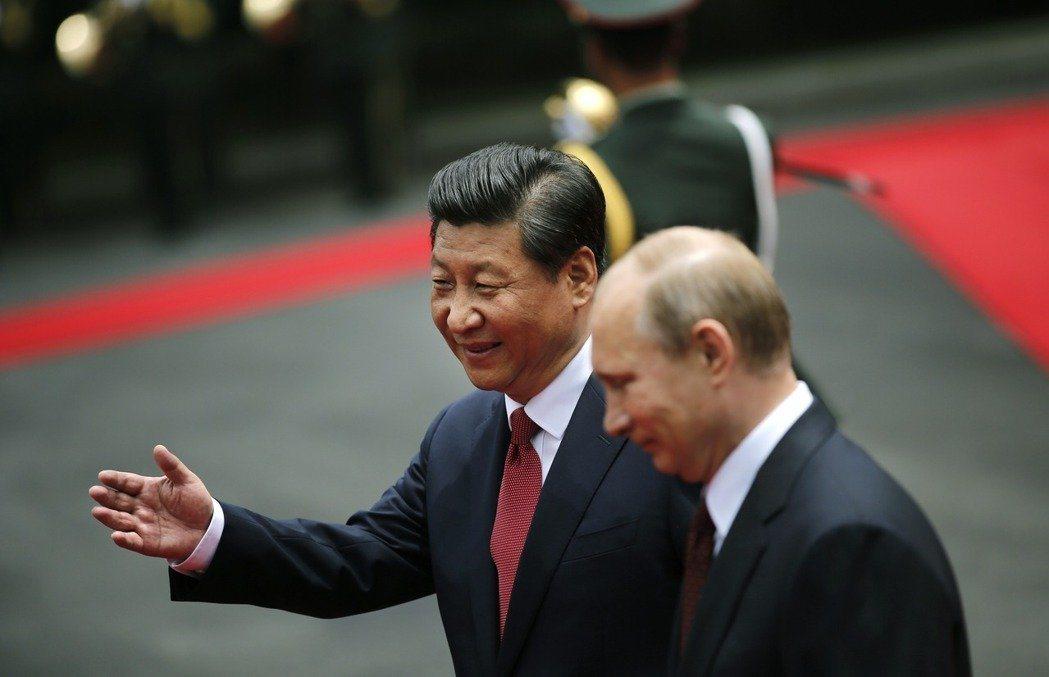 中國正在高調進行中的「一帶一路」,涵蓋中亞、近東與東歐。俄羅斯在「一帶一路」的地...