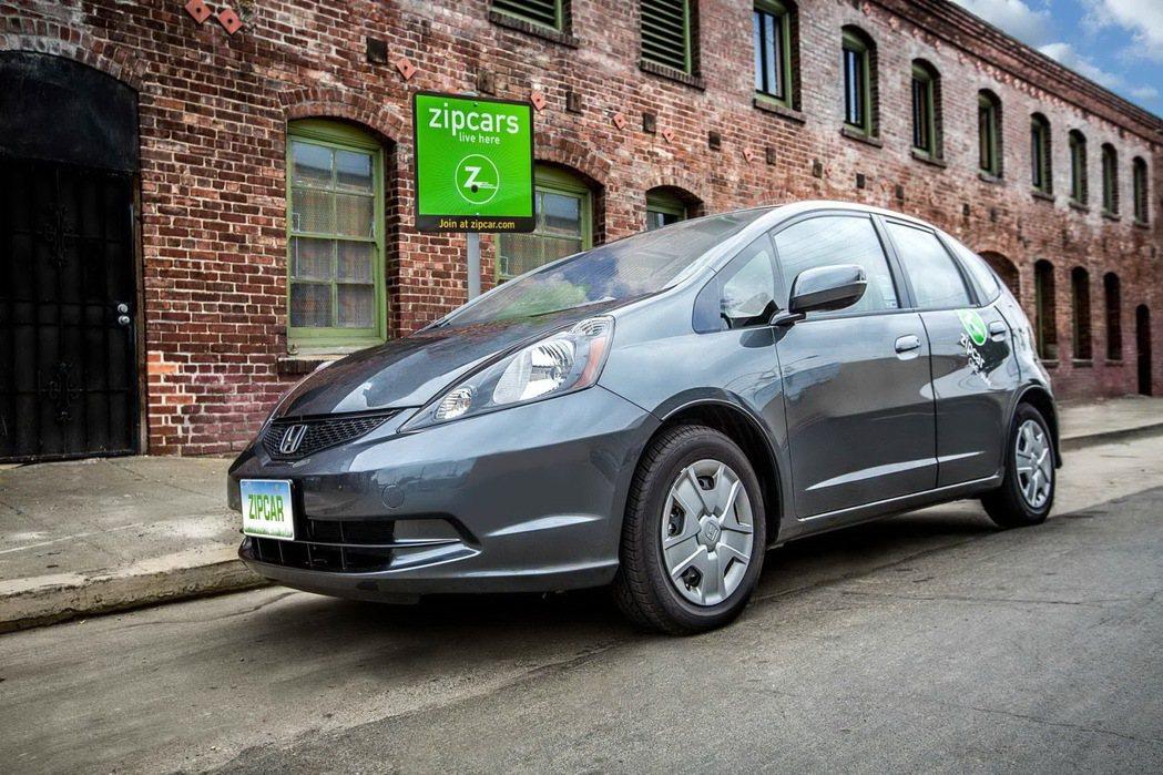 共享汽車的先驅及全球領導品牌Zipcar前進亞洲,選定台北作為第一站。 圖/Zi...