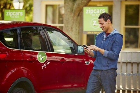 想開車不一定要買 Zipcar進軍台灣市場