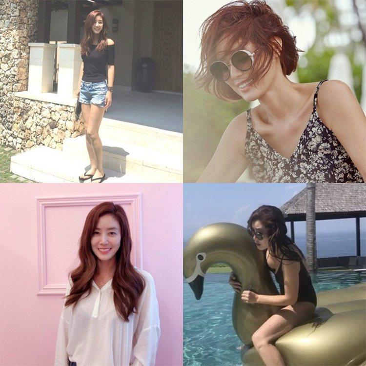 圖/擷取自網路instagram@sungryoung_kim、Onstyle、...