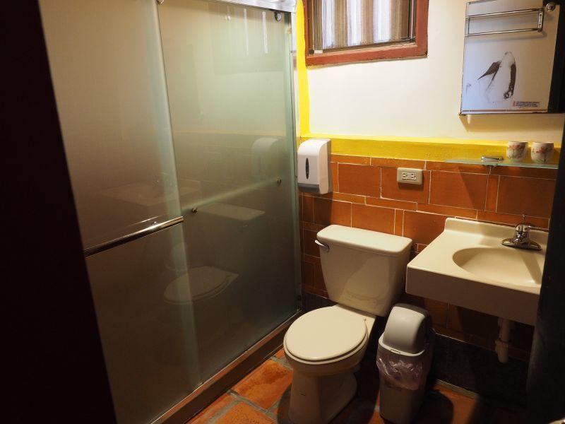 民宿衛浴設備(攝影/黃郁仁)