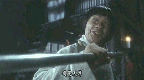 豬哥亮在「新少林五祖」裡有難得的武打場面。圖/截自youtube