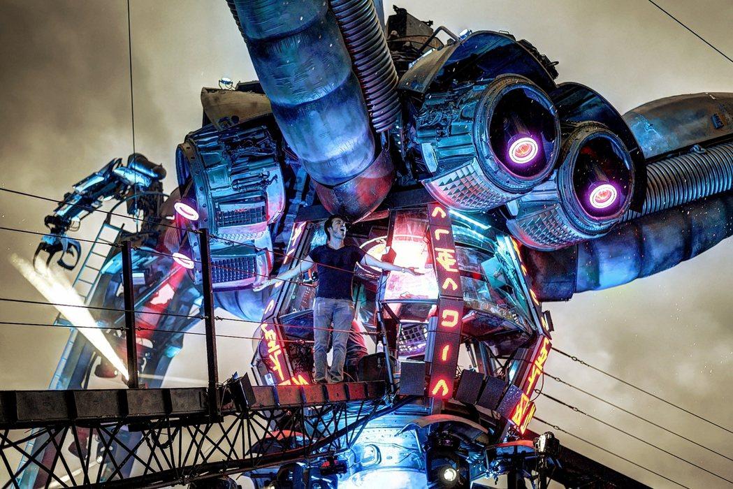 Arcadia電子音樂節1111光棍節2度登台。圖/Cosmos LIVE!提供