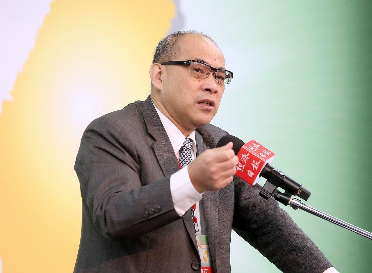金管會副主委鄭貞茂。 報系資料照