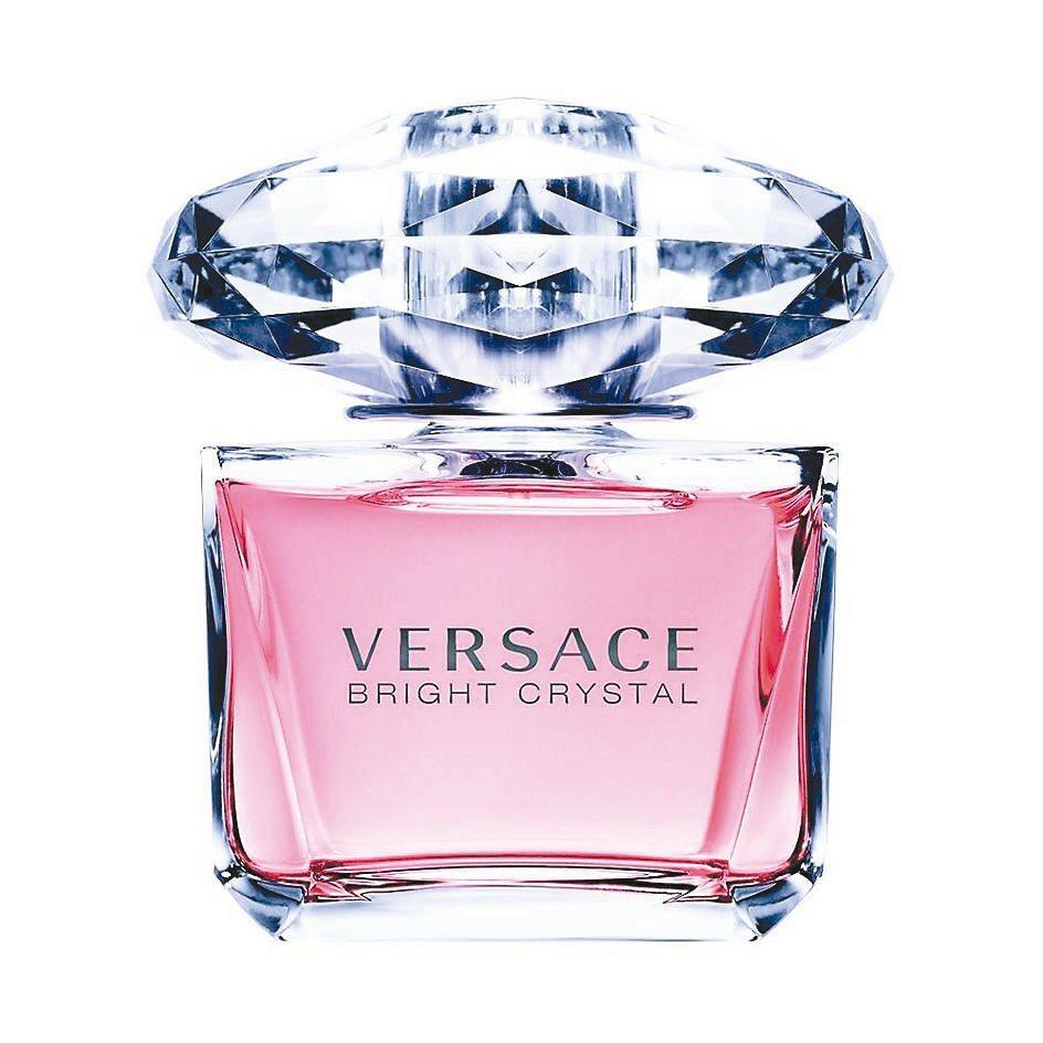 VERSACE香戀水晶女性淡香水「漫漫思念」代表香氛30ml、1880元
