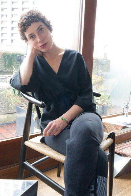 羅莎琳德.納沙希比(Rosalind Nashashibi)。Photo : G...
