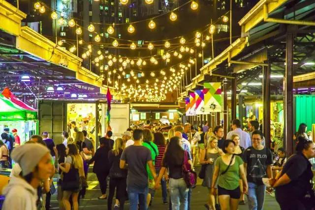 維多利亞女王市集。圖/澳洲維多利亞州旅遊局提供