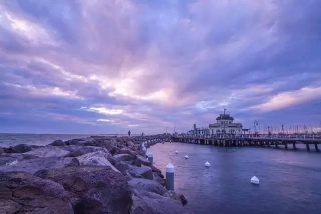 聖科達海灘。圖/澳洲維多利亞州旅遊局提供