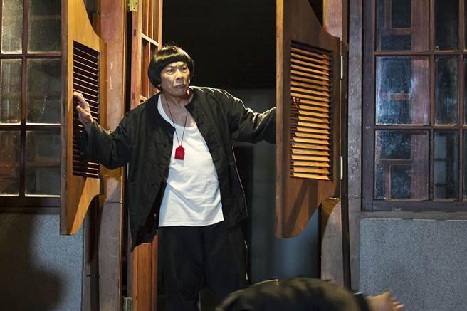 豬哥亮「大釣哥」未報名角逐台北電影獎。圖/華聯提供