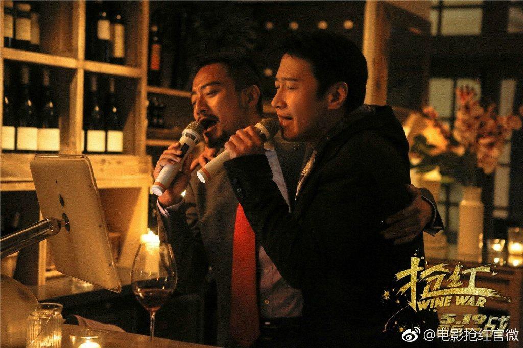黎明轉型當導演推出第一部劇情長片「搶紅」。圖/擷自電影搶紅官微