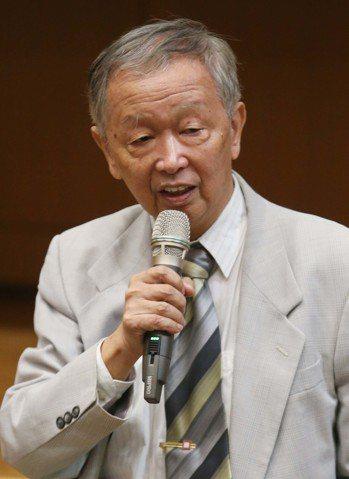 學者李家同認為,台灣應該發展精密工業,會比交通建設,讓台灣更有競爭力。本報資料照