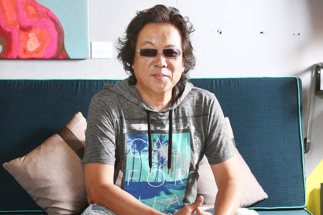 楊耀東。記者蘇健忠/攝影
